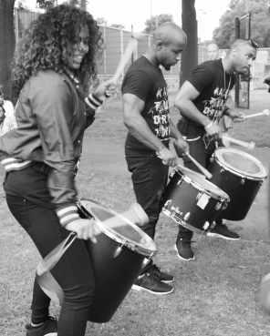 Kalentura drummers