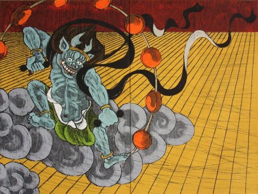 Nana Shiomi - Here Comes the Thunder God
