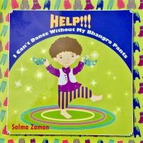 Salma Zaman storytime